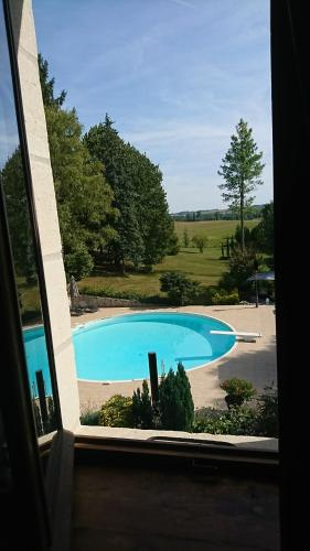 Moulin Rouhaud : Guest accommodation near Rioux-Martin