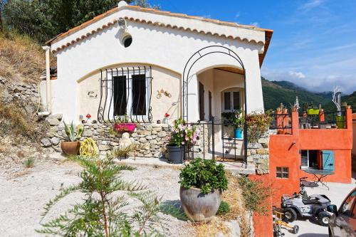 Gite Bibou : Guest accommodation near Blausasc