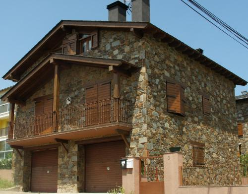 Apartaments Canigó : Apartment near Palau-de-Cerdagne