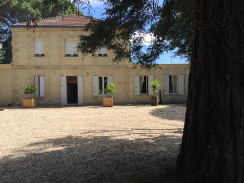 L'Orangerie de Camperos : Bed and Breakfast near Saint-Macaire