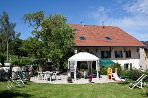 La Ferme De Cortanges : Apartment near Clermont