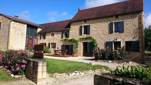 Cottage de La Mothe : Guest accommodation near Marnac