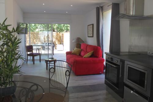 Les terrasses du Roubaud : Apartment near Hyères