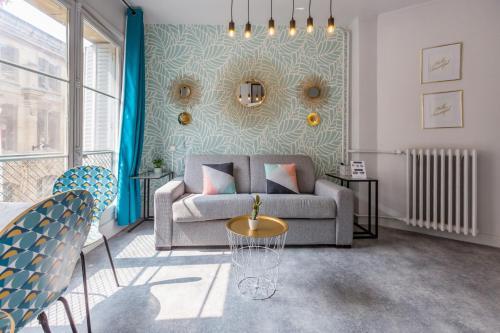 Apartment WS Louvre - Etienne Marcel : Apartment near Paris 2e Arrondissement