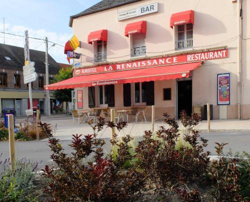 La Renaissance : Hotel near Vulaines