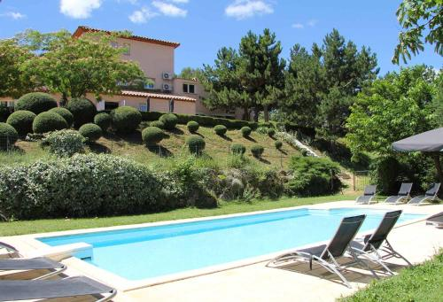 Le Jardin de Celina : Bed and Breakfast near Brunet