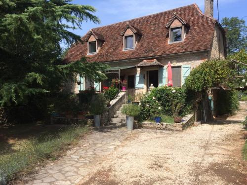 Les Rossignols : Bed and Breakfast near Rudelle