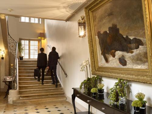 Hotel De Guise Nancy Vieille Ville : Hotel near Nancy
