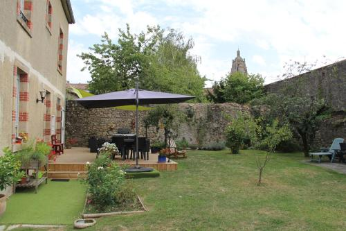 Le Clos des Hardilliers : Bed and Breakfast near Adilly