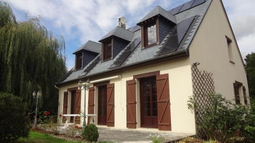 Maison de vacances : Guest accommodation near Vouilly