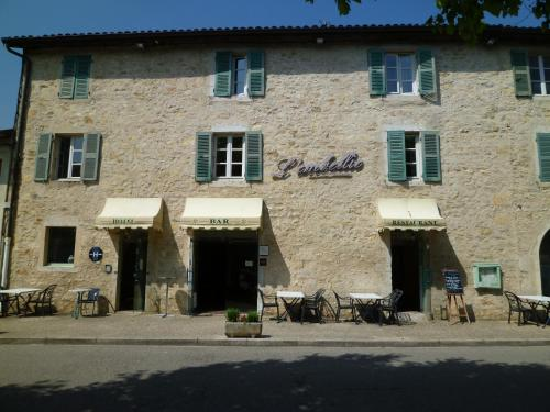 L'embellie : Hotel near Pirajoux