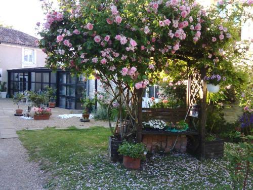 la Rosaliere : Bed and Breakfast near Scorbé-Clairvaux