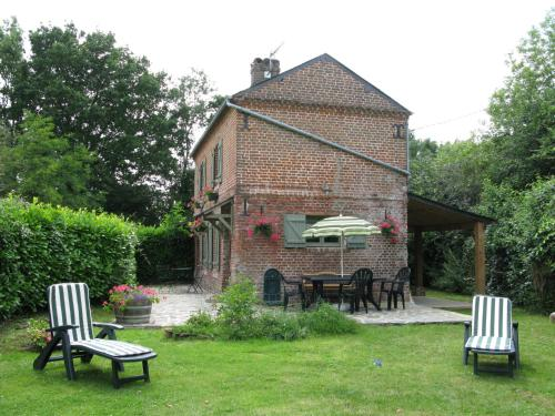 Les Charmes : Guest accommodation near Douville-en-Auge