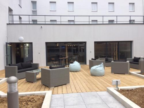 ibis Styles Chalons en Champagne Centre : Hotel near Somme-Tourbe
