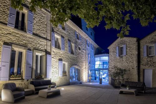 Le Moulin de Valaurie : Hotel near Réauville