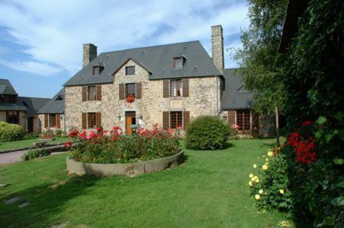 Manoir De L'Acherie : Hotel near Champ-du-Boult