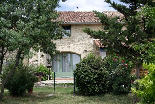 Gite des Peyriéres : Guest accommodation near Crespian