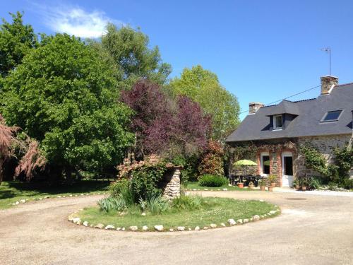 La Ville de Mainguy : Guest accommodation near Tréhorenteuc