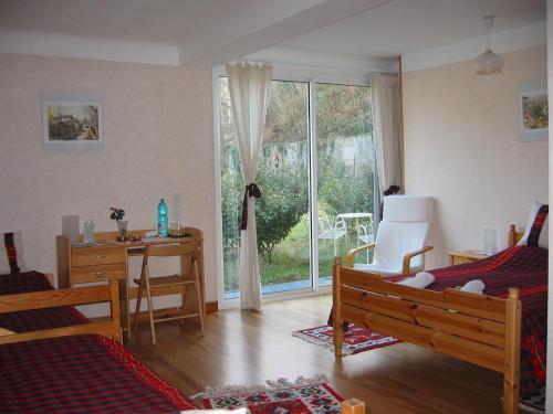 Mas Di Luna B&B : Bed and Breakfast near Arles-sur-Tech