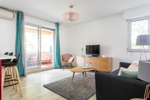 Le Hygge : Apartment near Teyran