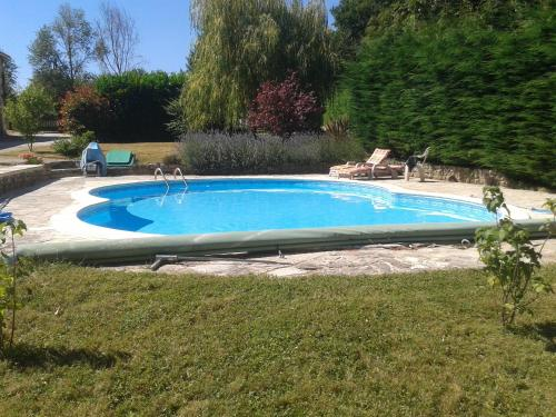 Chez Valade : Guest accommodation near Saint-Martin-l'Ars