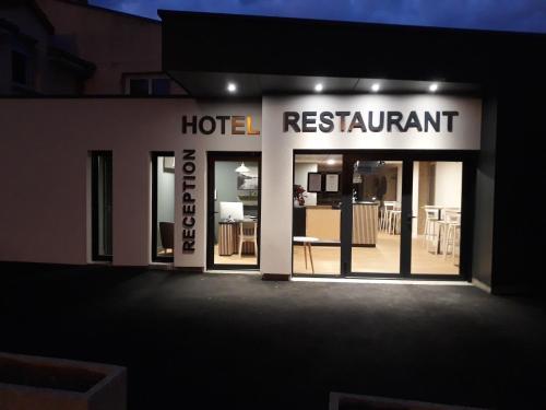 La Godinière : Hotel near Saint-André-de-la-Marche