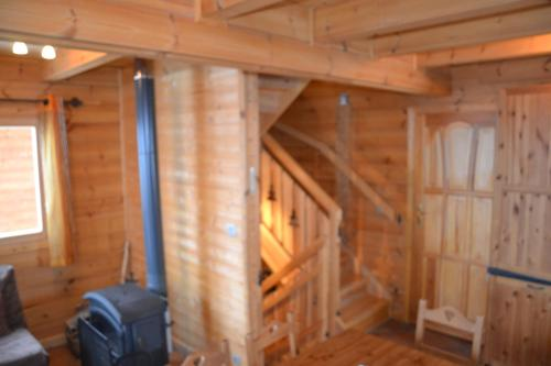 Les Chalets de Celine : Guest accommodation near Tréminis