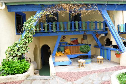 Chez Gillou : Bed and Breakfast near Nollieux