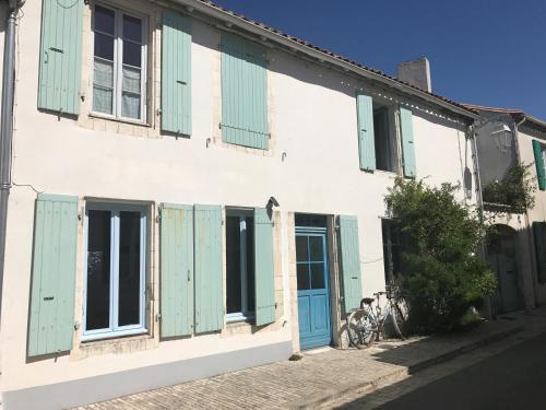 La Ritournelle : Guest accommodation near Saint-Clément-des-Baleines
