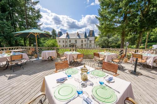 Chateau Du Boisniard : Hotel near Chambretaud