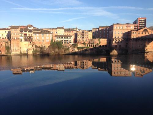 Comfort and fab views : Bed and Breakfast near Albi