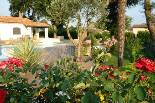 DOMAINE DE L'ESPIGUETTE : Bed and Breakfast near Salles