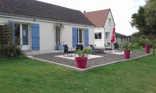 Chambre d'hotes Le Hamel : Guest accommodation near Pertain