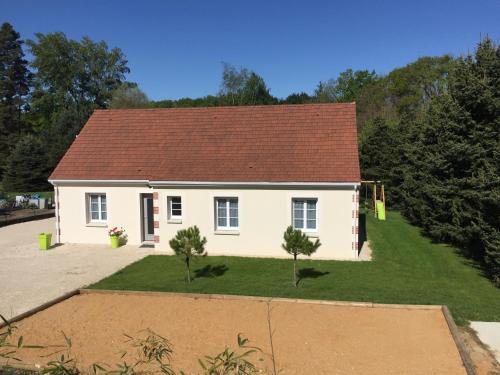Gîte de Roches Toucan : Guest accommodation near Seigy