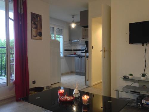 Family Travel Paris : Apartment near Bussy-Saint-Georges
