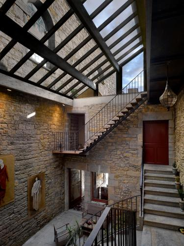 Closerie Les Capucines : Bed and Breakfast near Pupillin