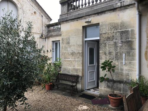 Maison de Vin : Apartment near Lamothe-Montravel