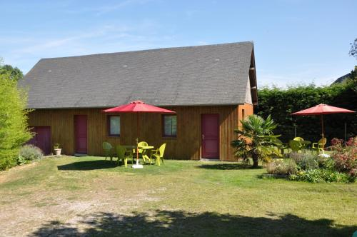 Chambre d'Hôtes de l'Estuaire : Bed and Breakfast near Gonneville-sur-Honfleur