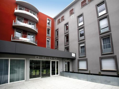 Appart'City Toulouse L'Hers : Guest accommodation near Garidech