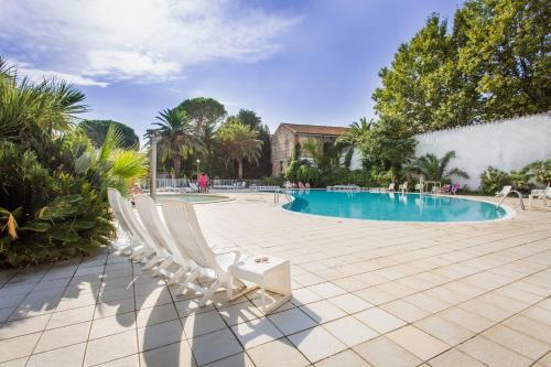 Village Vacances Le Domaine du Mas Blanc by Popinns : Guest accommodation near Corneilla-del-Vercol