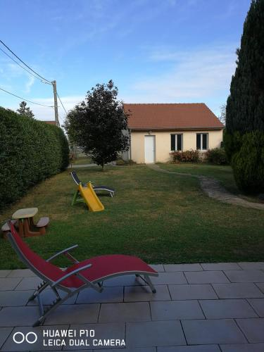 Maison Aux Beaux Chemins : Bed and Breakfast near Neublans-Abergement