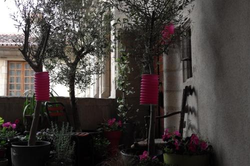 Central - Appartement de charme - Cour du Temple : Guest accommodation near Flavignac