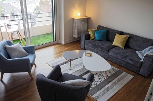 Paraire : Apartment near Rodez