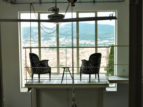 Grand Loft EM33 : Guest accommodation near La Crau