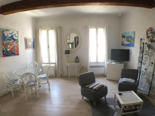 LOU PETANCA by K6 Conciergerie : Apartment near Cassis