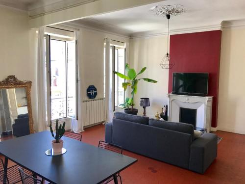 Paradis - Grand Appartement T3 : Apartment near Marseille 6e Arrondissement