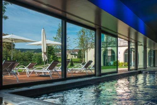 Hôtel Spa La Cueillette : Hotel near Molinot