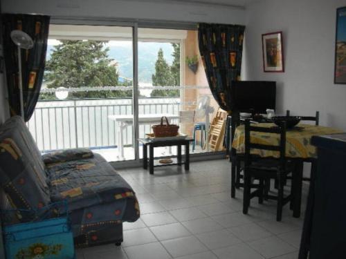 Apartment Jardins de la mer : Apartment near Banyuls-sur-Mer