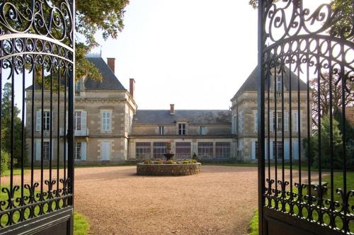 Château de Gerbe : Bed and Breakfast near Saint-Didier-la-Forêt