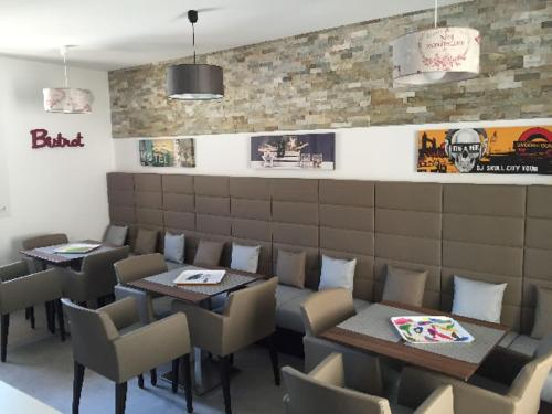 Gîte Bistrot : Guest accommodation near La Rochette